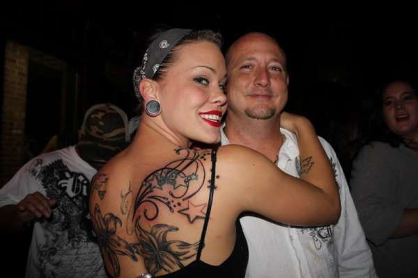 Me and my Artist tattoo