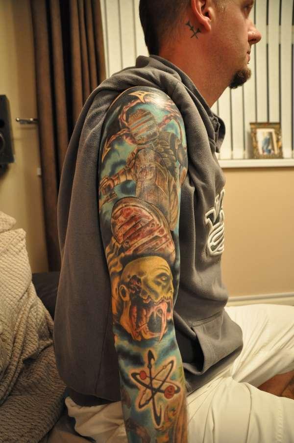 Dead Space tattoo