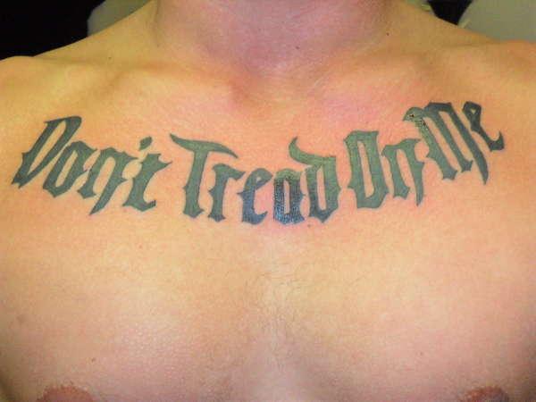 Dont Tread On Me tattoo Dont Tread On Me Tattoo Forearm