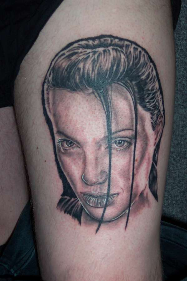 A.Jolie tattoo