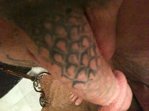 Tattoos On The Penis 31