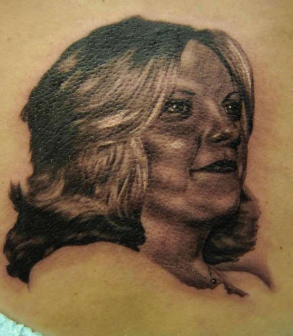 Clients Mom tattoo