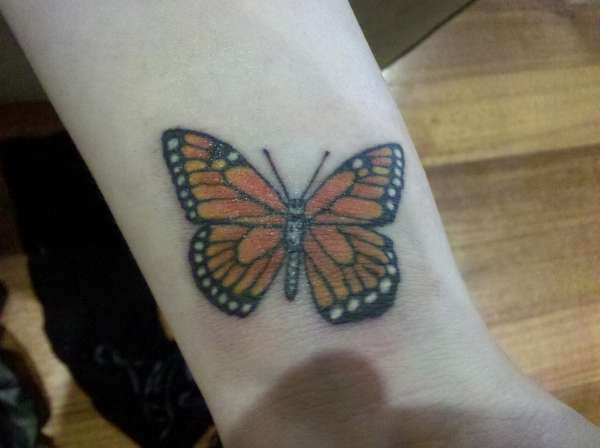 544cc087a2c9b monarch butterfly tattoo