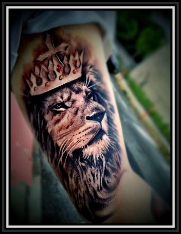 Of Judah Tattoo Isnt It Revelation Anyway I 3jesus Pinterest