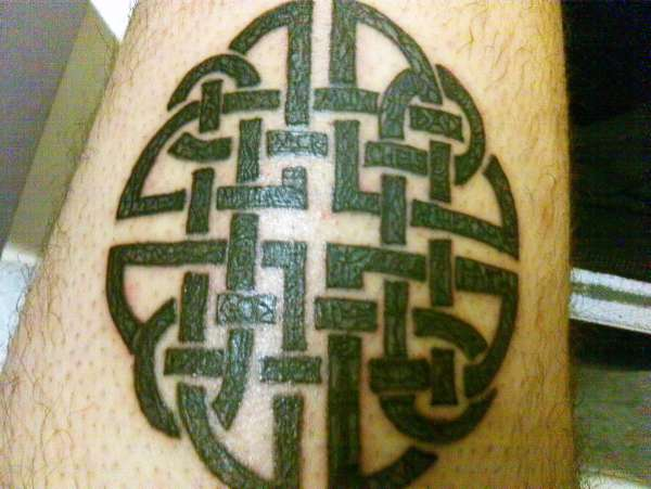 my dara celtic knot tattoo. Black Bedroom Furniture Sets. Home Design Ideas
