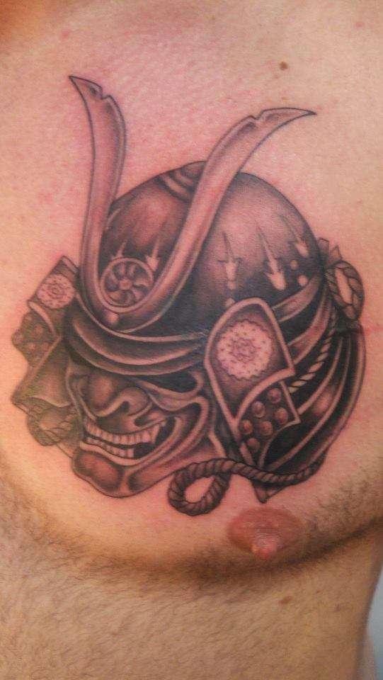 Badass tattoo for Badass first tattoos