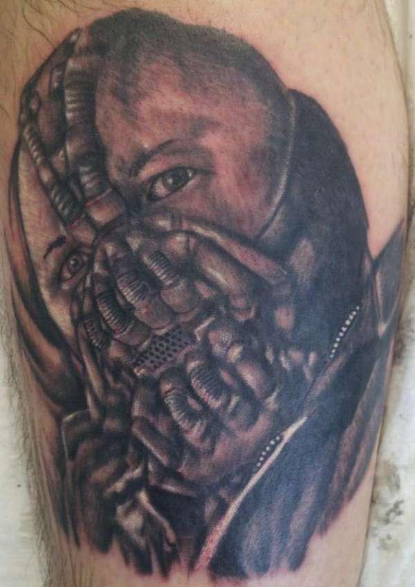 Bane tattoo