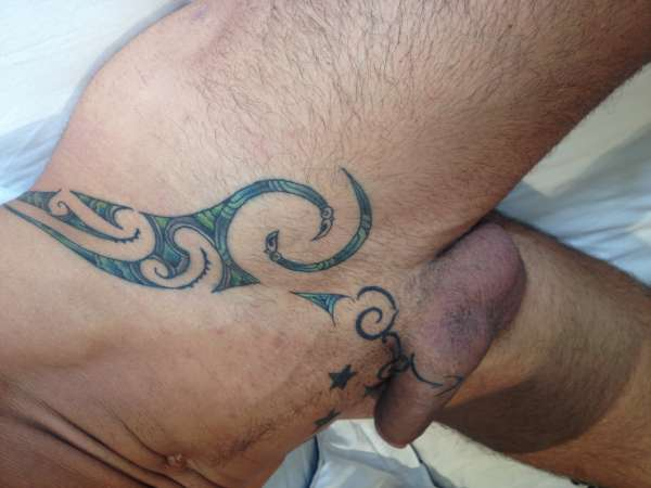 Dick tattoo tattoo