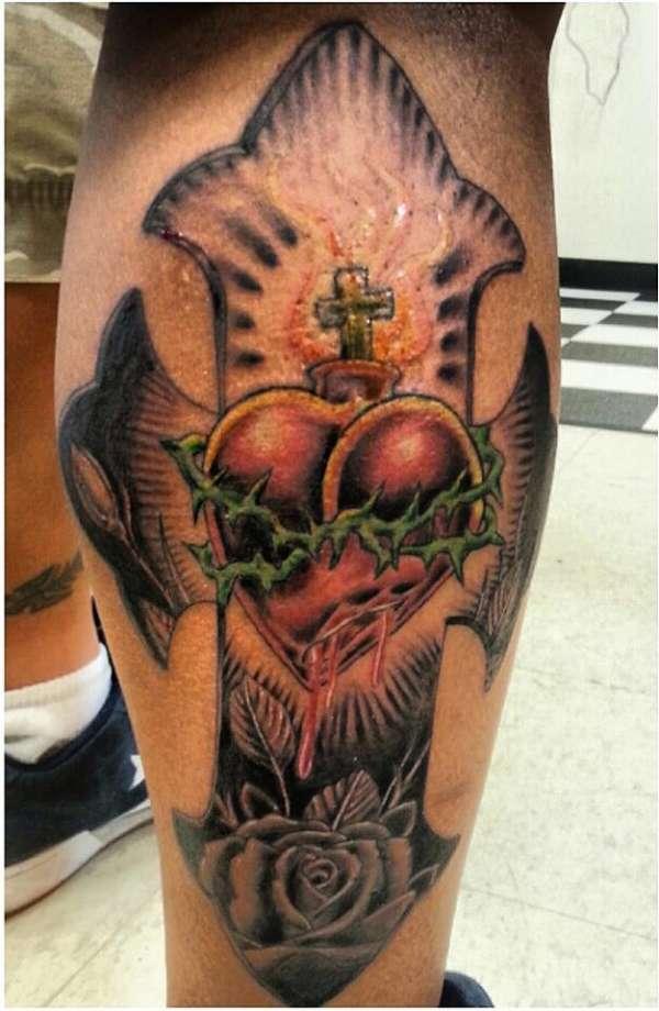 Artist: Jeremy Payne tattoo