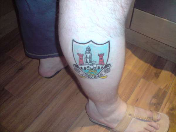 cork crest tattoo