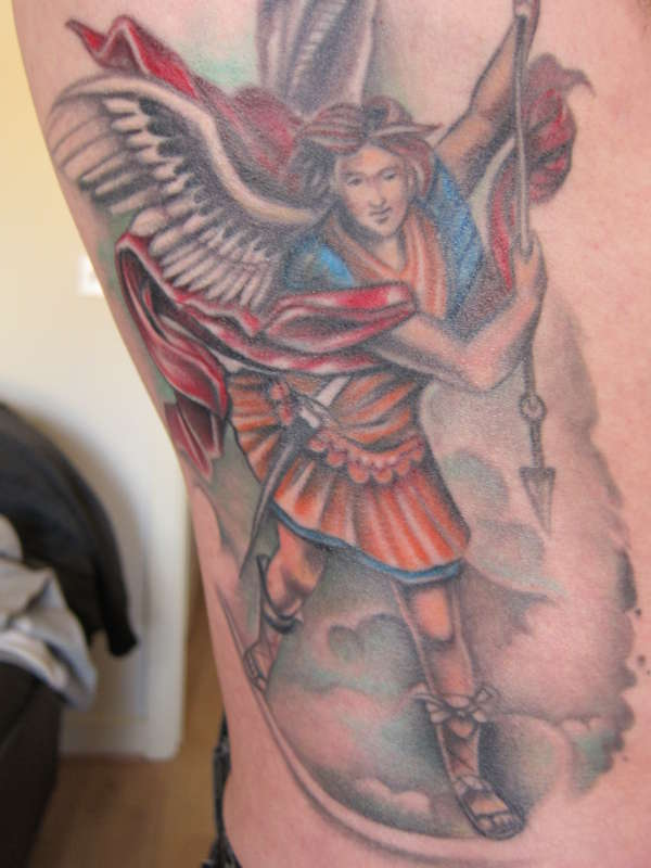 St. Michael tattoo