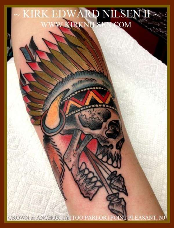 Traditional Indian Tattoo - Tattoo Collections