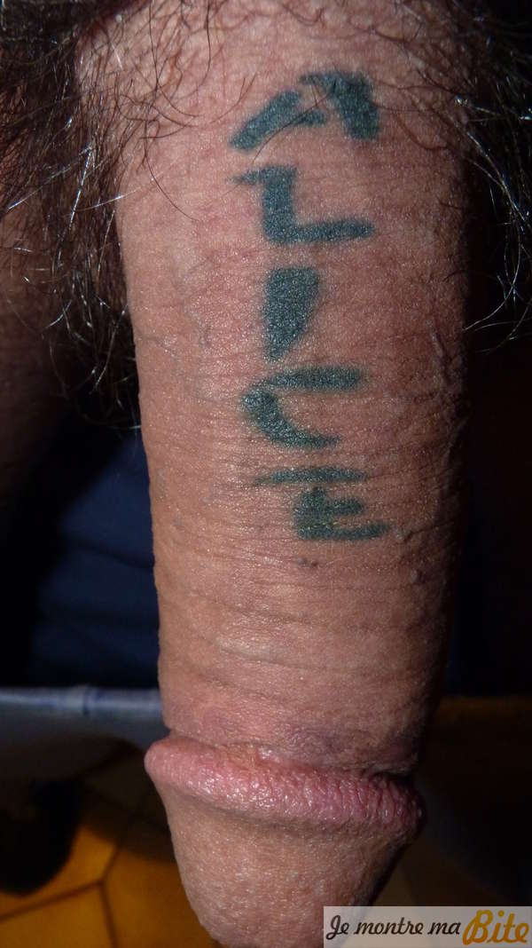 Tattoos On Penis 73