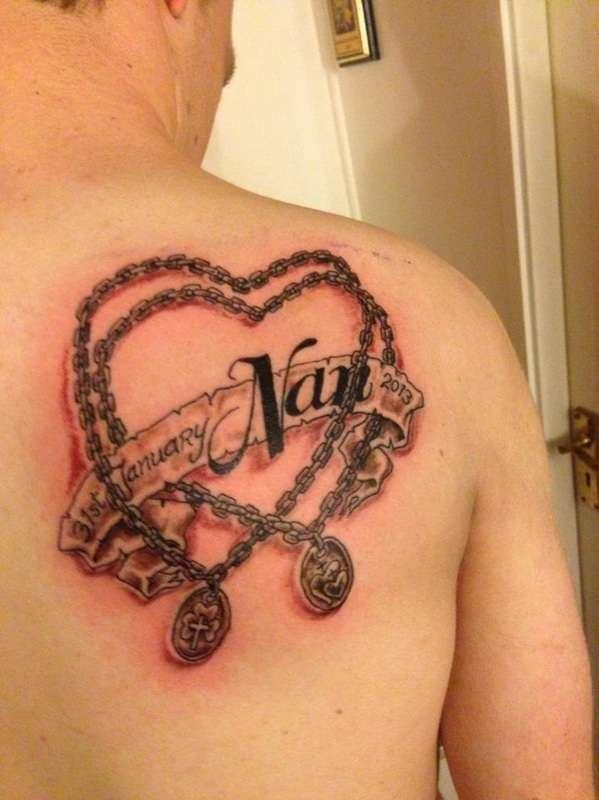Nan tattoo