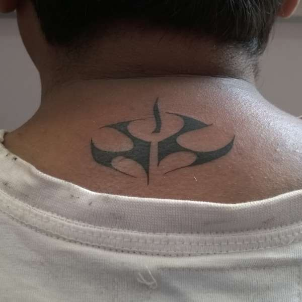 hitman symbol tattoo
