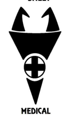 Medic Irken tattoo
