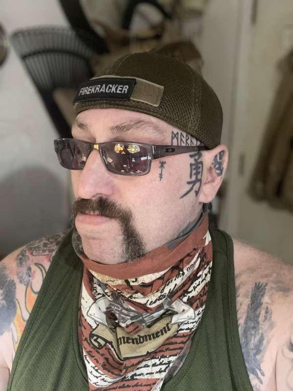 FaceTatts tattoo