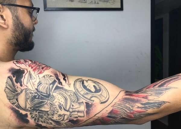 My rogue warrior! tattoo