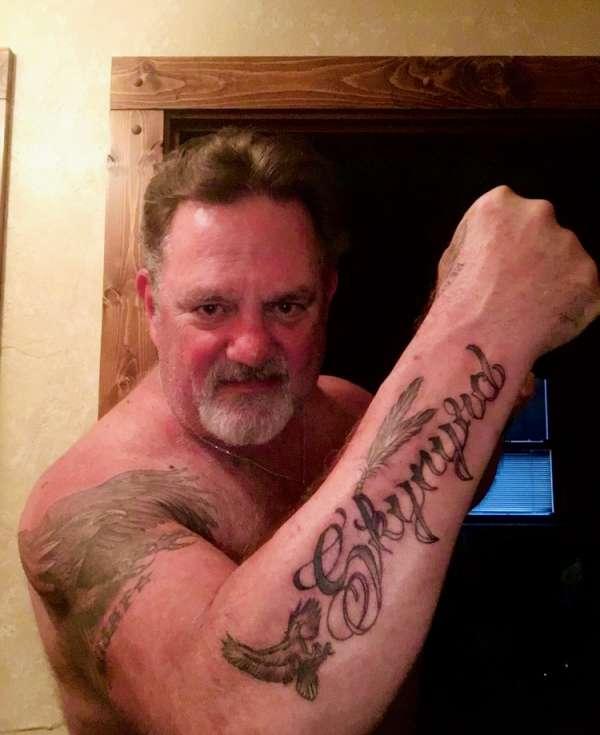 Skynyrd tattoo