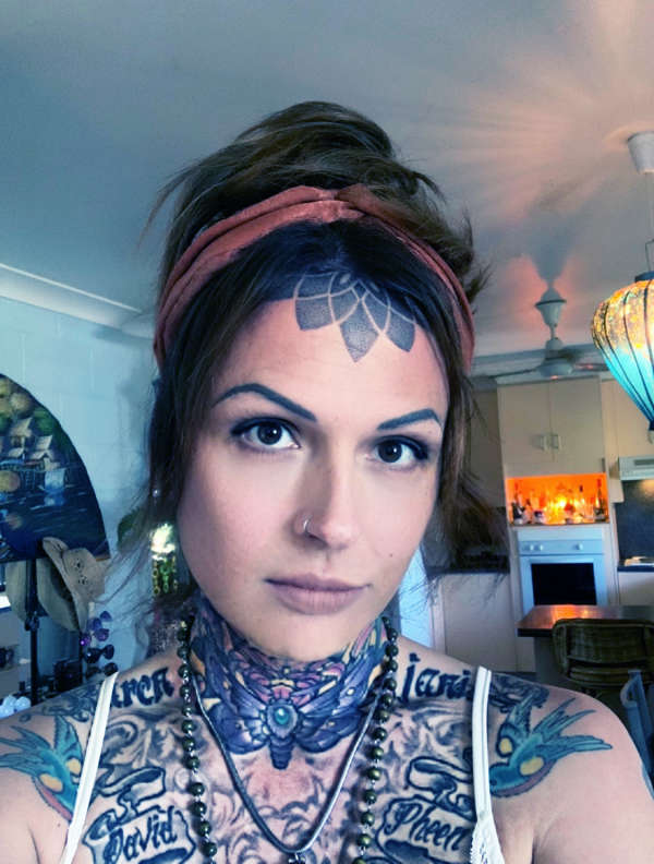 Work in progress tattoo