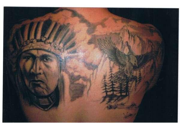 half way there tattoo