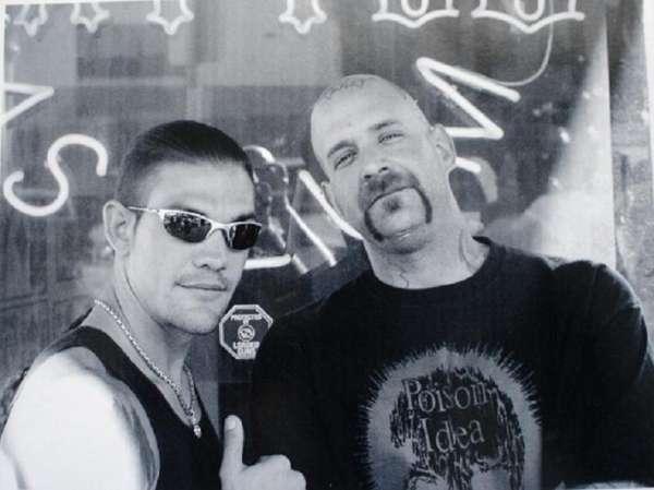 Tattoopaul And Leland Chapmandog The Bounty Hunter