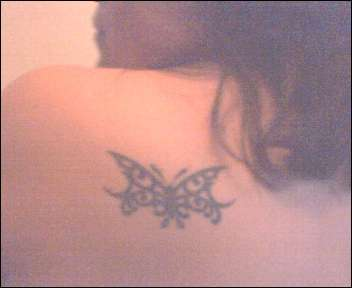 My beloved first Butterfly tattoo