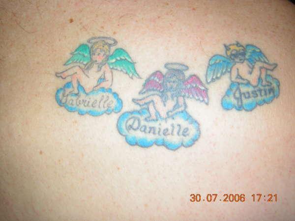 tattoos of the kids tattoo