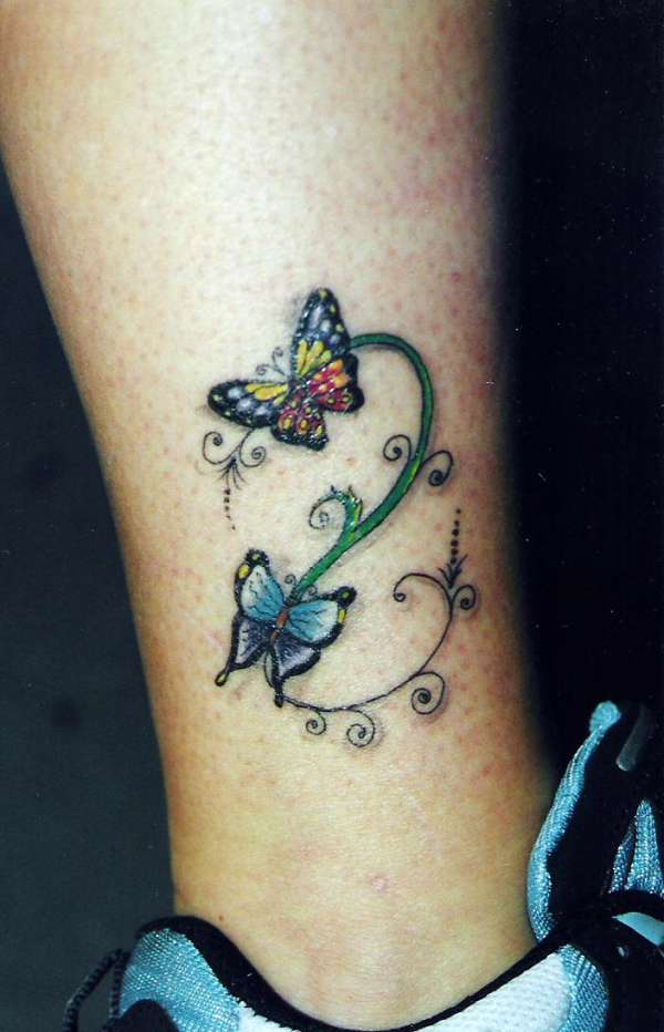 BUTTERFLY 2 by lex tattoo