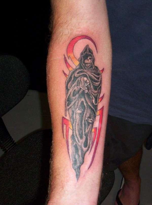 reaper 1by Lex tattoo