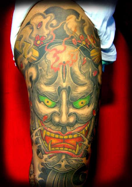 TAIWAN STYLE !!!! tattoo