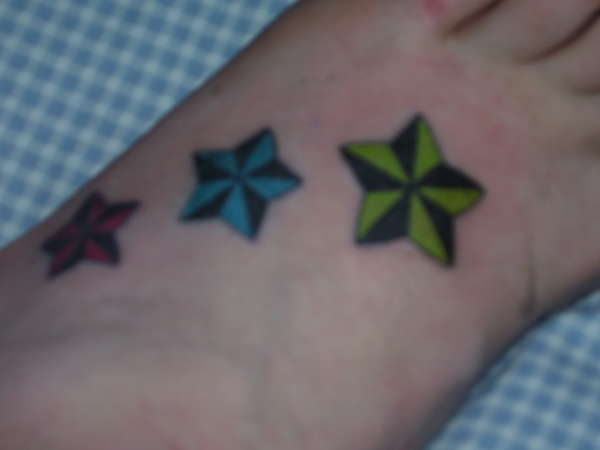 StarZ tattoo