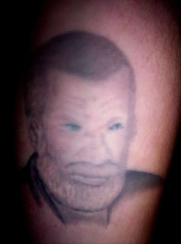 Grandpa tattoo