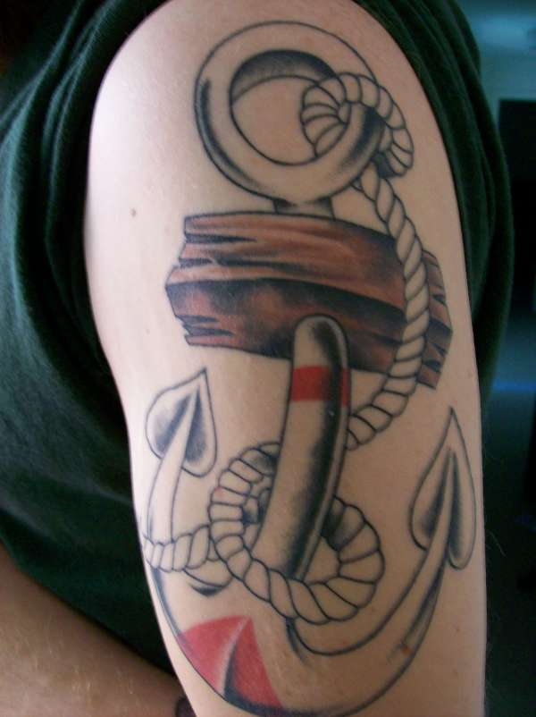 Navy Service Tat tattoo