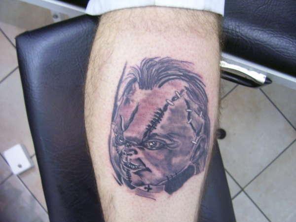 Chuck tattoo