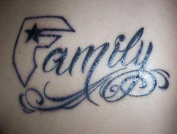 famous family tattoo