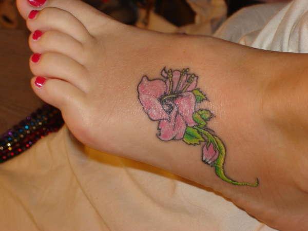 Pretty n Pink tattoo