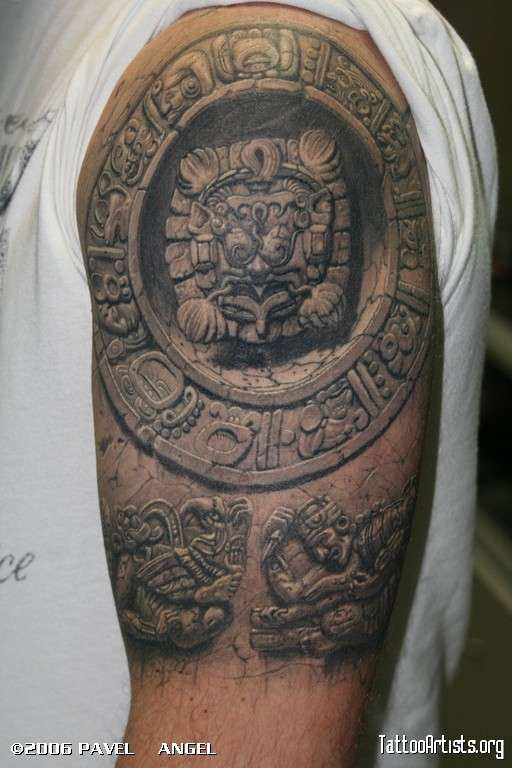 Pavel2 tattoo