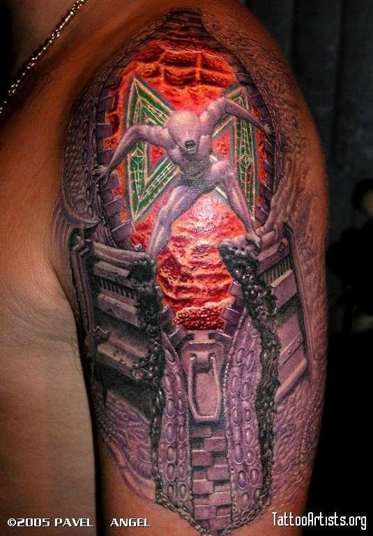 Pavelll tattoo