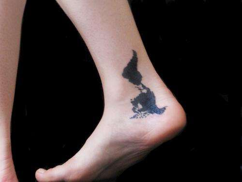 Amerika tattoo