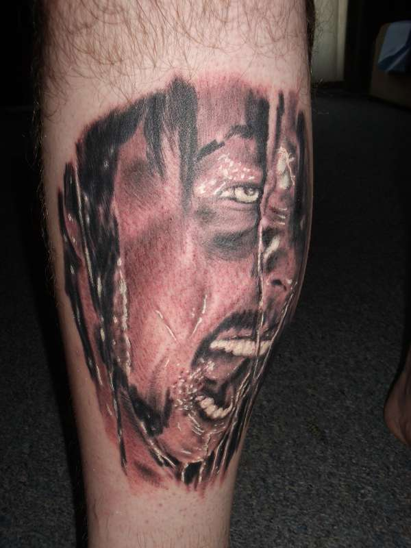 james hetfield tattoo