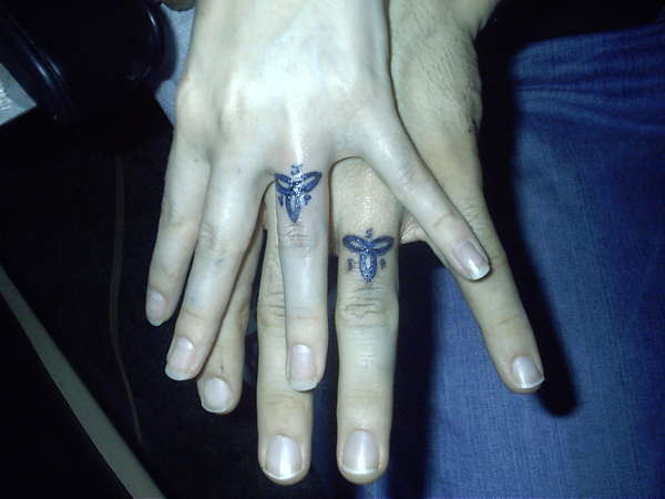 Trinity Knot Wedding Bands tattoo