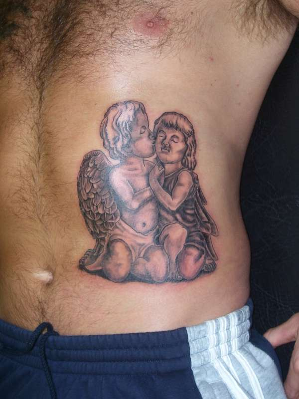Little Angels tattoo