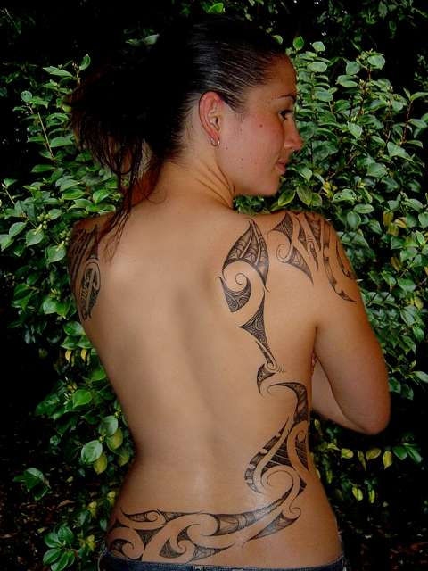 Tamoko tattoo
