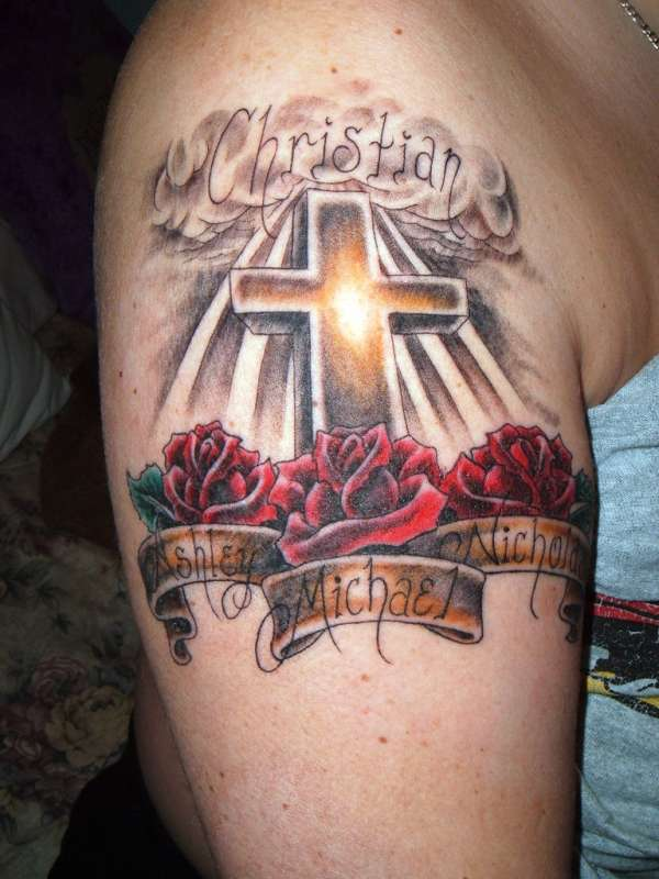 Rip Chris We Love You Forever Tattoo