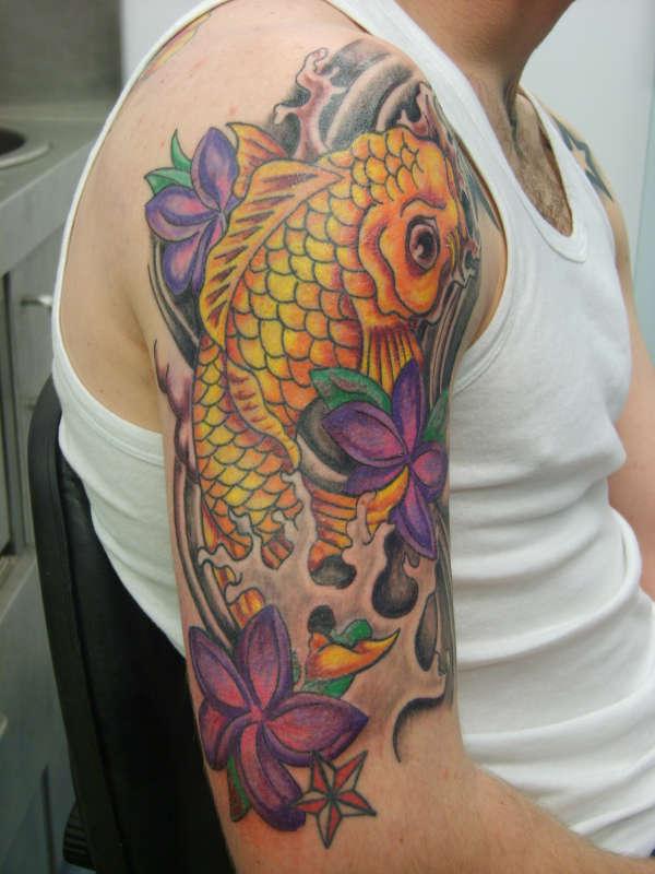 koi oi tattoo