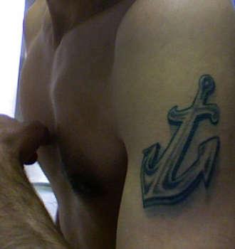 Navy Sailor tattoo