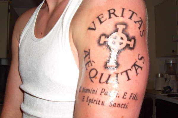 My boondock saints tatoot tattoo for Boondock saints tattoo