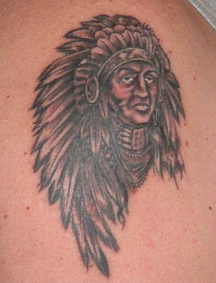 The Chief tattoo