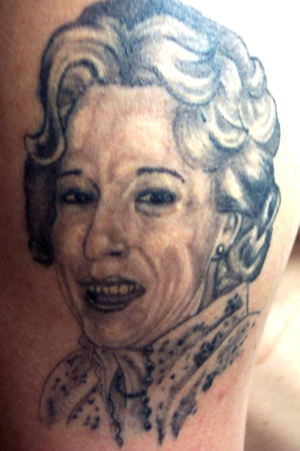 my grandma tattoo